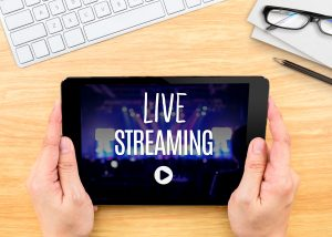 Click Here For Live Streaming Class Schedule and Registration